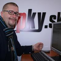 Jaroslav Žídek na online rozhovore na topkách.