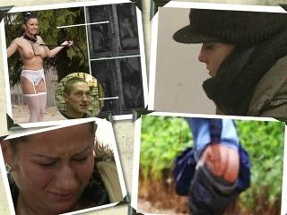 Sex, obvinenie zo znásilnenia, plač po bitke aj holý zadok - toto všetko videli diváci v minulých sériách.