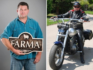 Láska k motorkám takmer markizáckeho farmára Tibora Repu stála nohu.