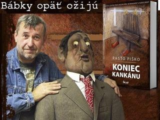 Rasťo Piško a jeho kniha Koniec Kankánu