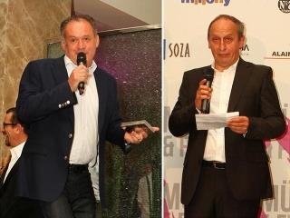 Jan Kraus si pomýlil meno nášho prezidenta. Andreja Kisku premenoval na Alexandra.
