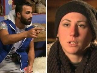 Lenka Švaralová tvrdí, že ju Reza Givili mimo kamier surovo sotil a následne aj škrtil.