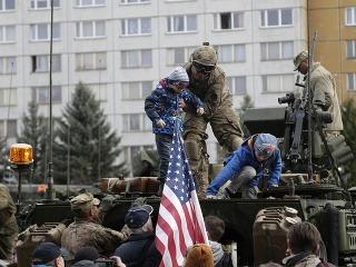 Americký konvoj v ČR