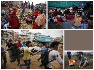 FOTO a VIDEO Nepál
