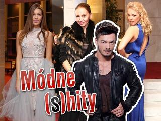 Ivan Bednárik zhodnotil outfity známych dám.