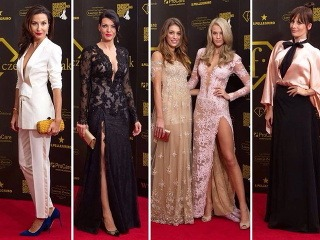 Na Fashion Sparkling Charity Night 2015 sa predviedlo množstvo známych dám v sexi róbach.