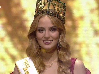 Nová Miss Slovensko Kristína Činčurová