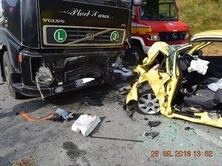 Tragická nehoda na Dobšinskom kopci