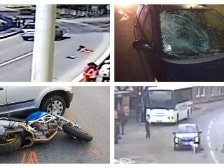 Účastníci cestnej premávky, buďte opatrní!