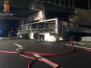 Tragédia maďarského autobusu