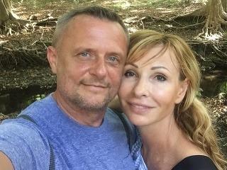 Vilo Rozboril a Sandra Novotná sú svoji.