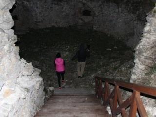 Išli preskúmať hrad Branč