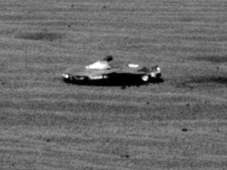 FOTO z Marsu ukazuje