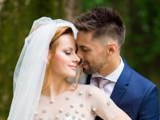 Adam Ďurica s manželkou Kristínou.