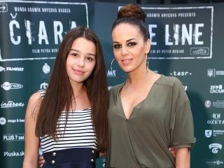 Karin Haydu s dcérou Vanesskou.
