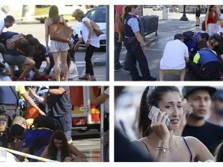 Teror v Barcelone