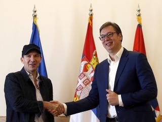 Ralph Fiennes si prevzal srbský pas