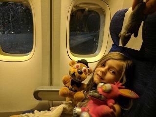 Dievčatko sa na let tešilo, no zážitok bol veľmi nepríjemný.