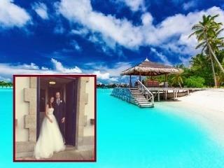 Svadobná cesta mladomanželov na