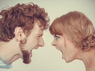Páry, ktoré sa hádajú,