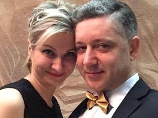 Mária Krajmerová a Robert