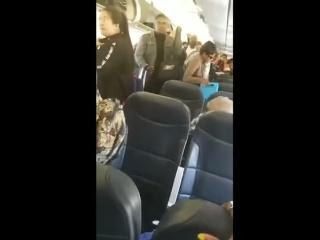 VIDEO Agresívna cestujúca meškala