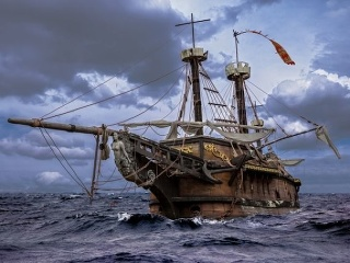FOTO Na dne mora