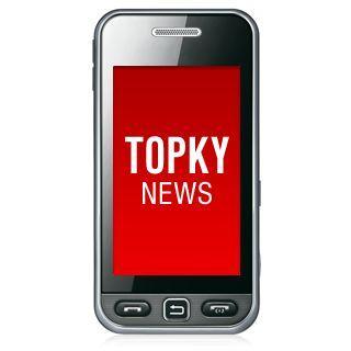 Topky News cez SMS