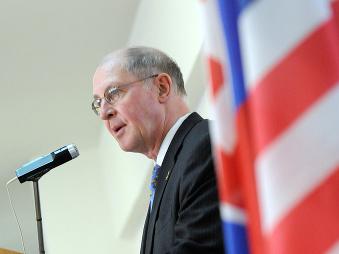 Amerického veľvyslanca potešili masové protesty na Slovensku: Dozrel čas na rozhodujúce kroky!