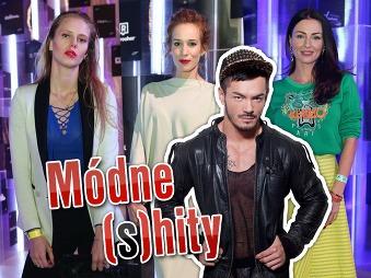 Módne (s)hity: Rebelka Kormúthová, božská Pauhofová a supermodelka ako z kontajnera!