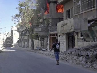 Rusko informuje o situácii v Aleppe: Za posledných 24 hodín utieklo 18 000 ľudí