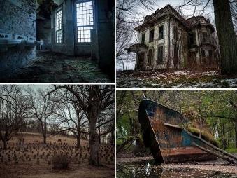 FOTOREPORTÁŽ Najdesivejšie opustené miesta USA