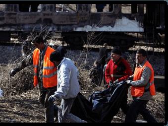 MIMORIADNA SPRÁVA V Bulharsku explodoval nákladný vlak: Najmenej štyria mŕtvi