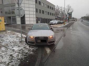 Prípad policajnej arogancie: AUDIO Hádka na stanici v Malackách, začalo to zadržaním vodičáku