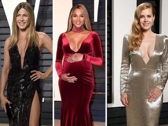 Párty po Oscaroch: Každá druhá ukazovala vnady, Halle Berry (50) spravila striptíz!