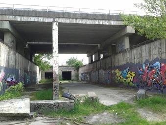Projekt, ktorý mohol Bratislavu dostať medzi svetové metropoly: FOTO schátraného sna a poslednej nádeje
