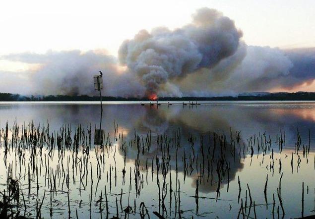FOTOREPORTÁŽ Austrália v ohni: