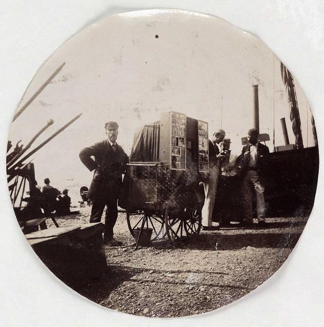 FOTOREPORTÁŽ Prvé amatérske snímky