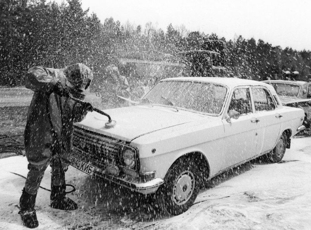 Dobová FOTOREPORTÁŽ z Černobyľu: