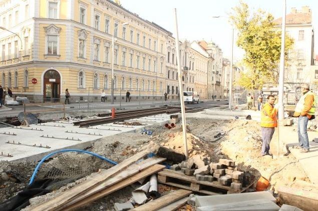 FOTOREPORTÁŽ Štúrova ulica v