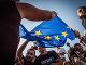 Protest Stop likvidácii Európy