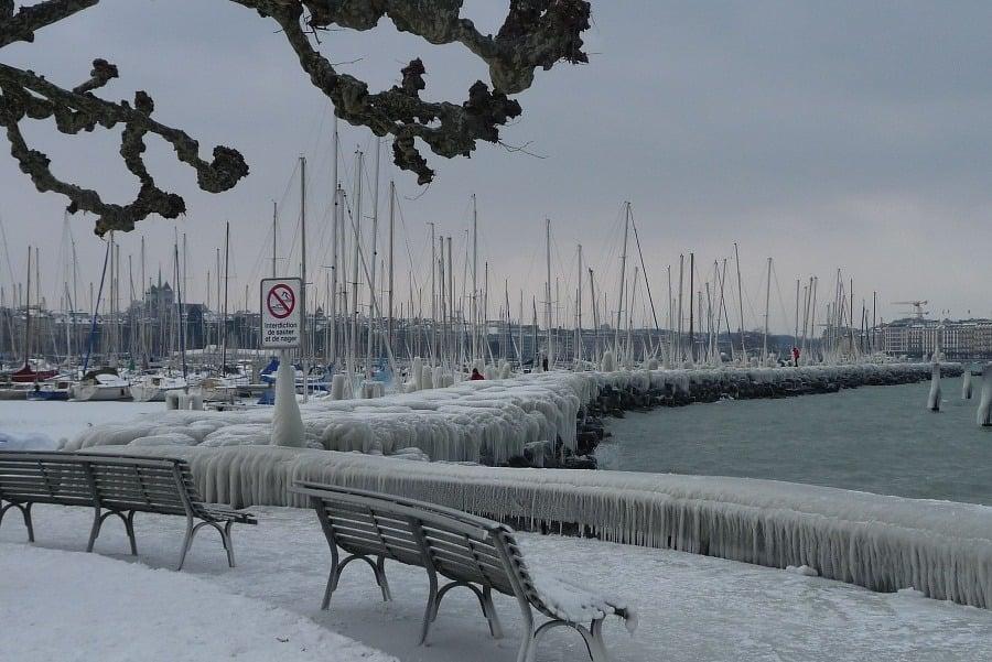 Vaše najkrajšie zimné fotky: