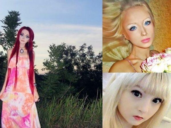 Svet je zvrátený: dievčatá zo seba robia živé bábiky!