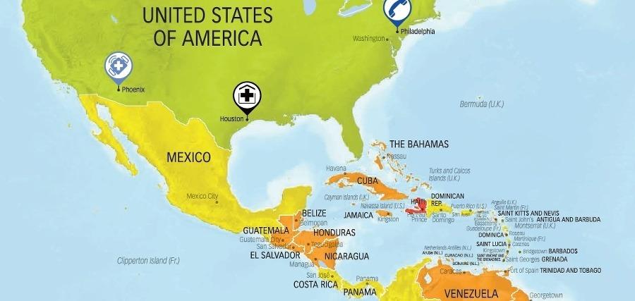 Guatemala bezpečnost