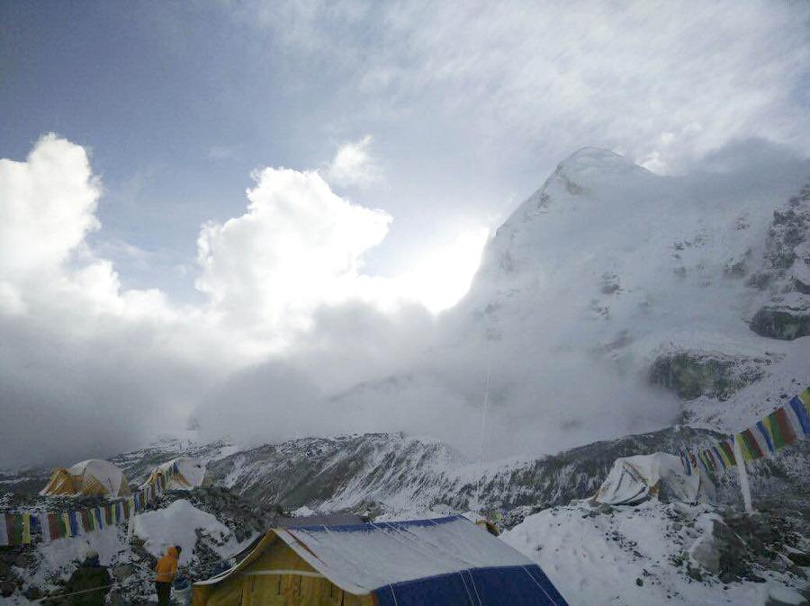 Foto a video zničeného nepálu počet obetí sa vyšplhal na viac