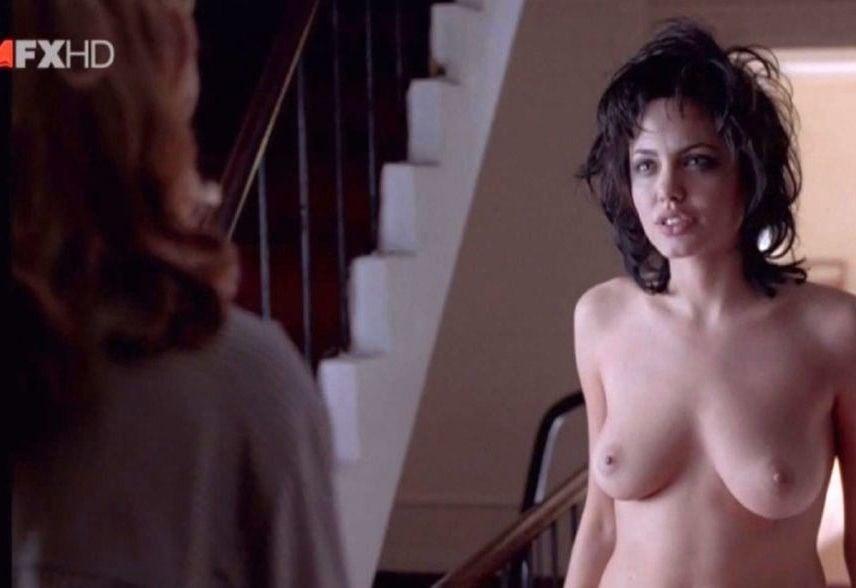 фото женщин голых знаменитые анджелина джоли