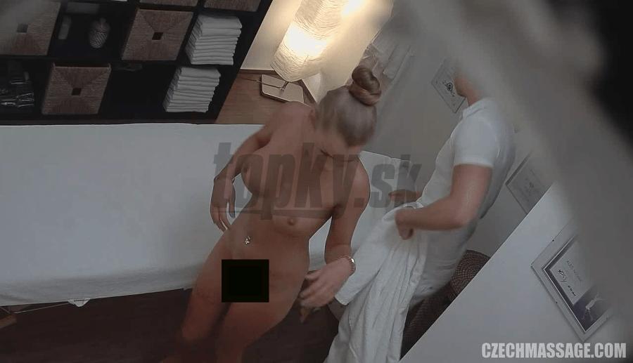 czech massage nahá