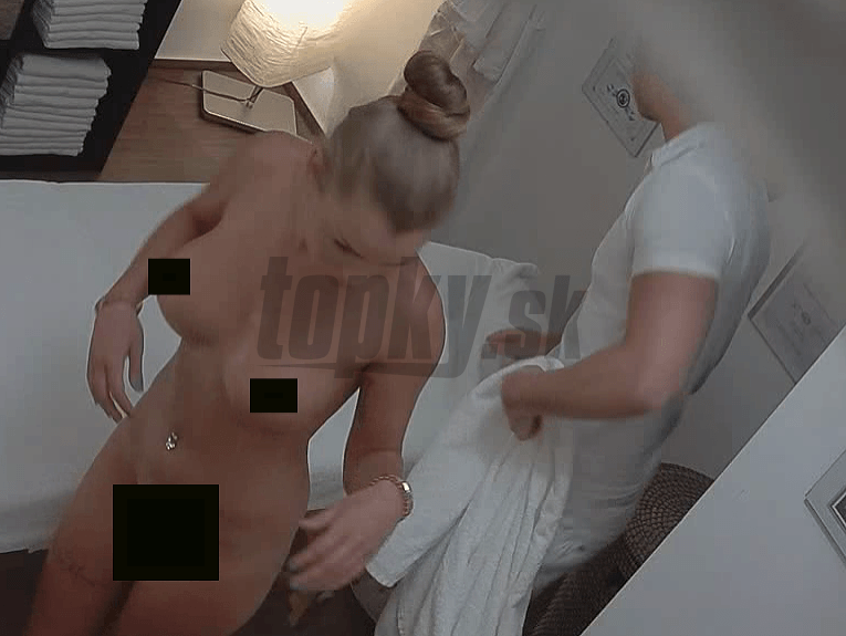 domaci video czech massage