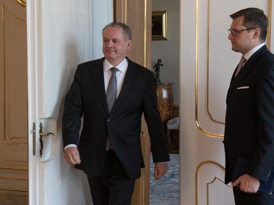 Kiska hovoril s generálnym prokurátorom o piešťanskom CT | Topky.sk