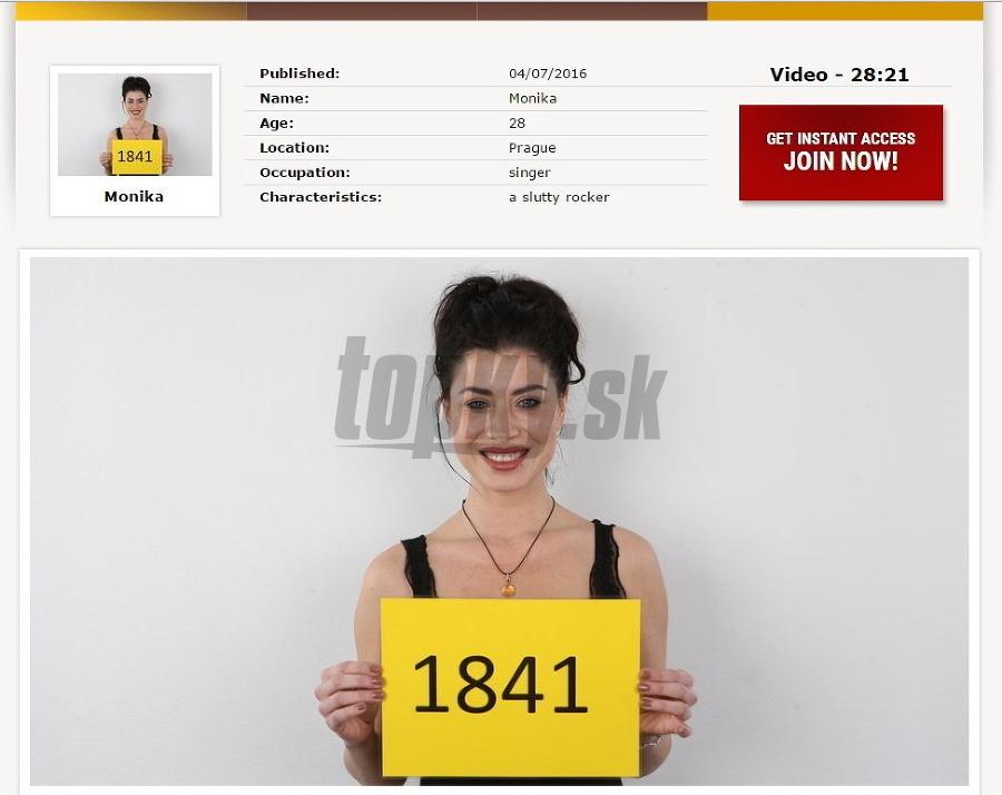sex foto czech casting monika